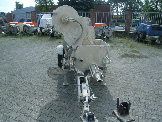 Штукатурная станция Projet Mix DHL-D2
